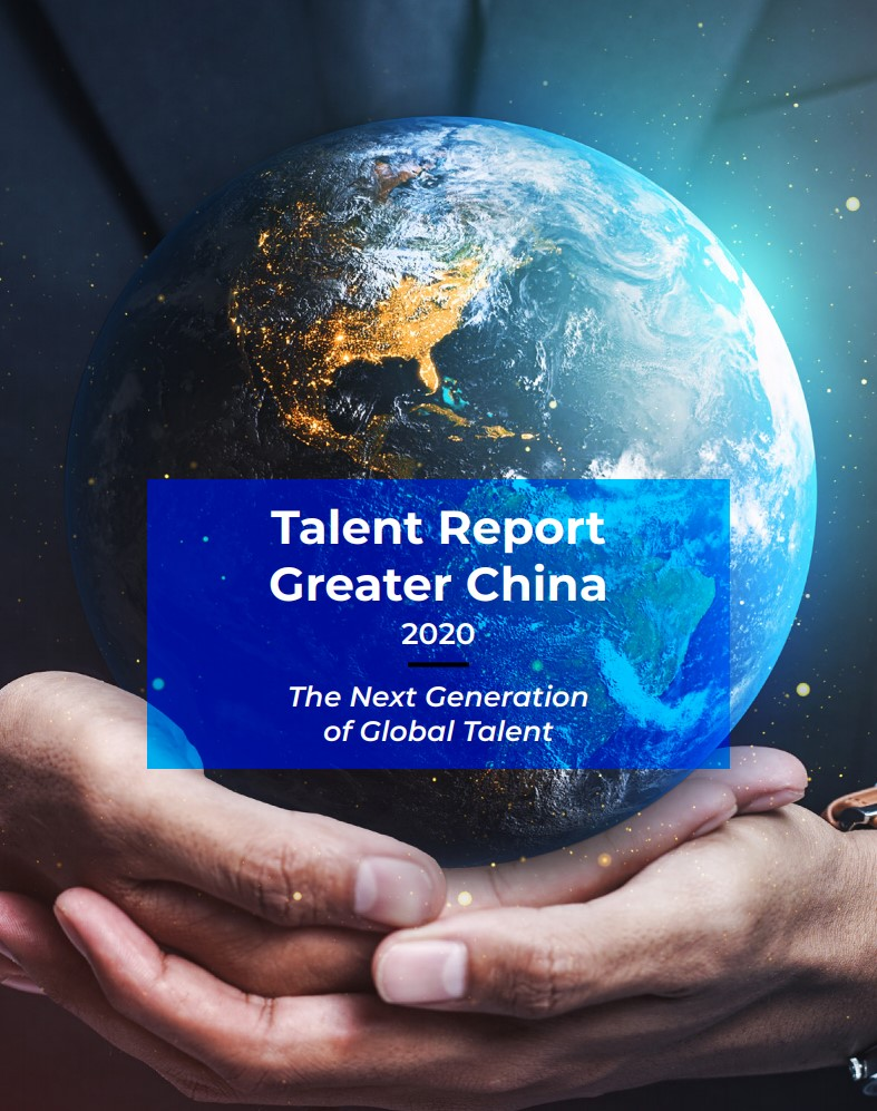 Talent report Greater China - cover